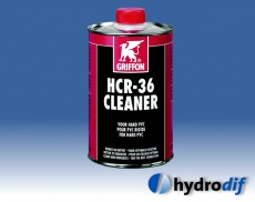 PVC and ABS Cleaners