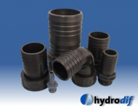 Hydrodif PP Threaded Hose Tails