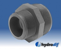 Hydrodif PP Threaded Fittings