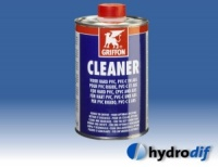 PVC-C, UPVC and ABS Cleaner
