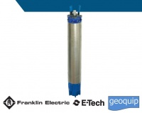 10 inch Franklin Electric E-tech Rewindable Submersible Motors