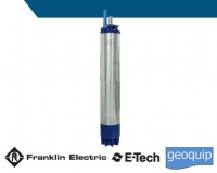 12 inch Franklin Electric E-tech Rewindable Submersible Motors