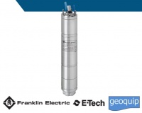 6 inch Franklin Electric E-tech Rewindable Submersible Motors