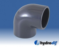 Hydrodif PVC Metric Pipe Fittings
