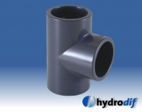 PVC - Metric Solvent Cement Fittings