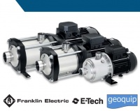 EH Horizontal Multistage Pumps E-tech Franklin Electric