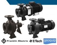 FN End Suction Centrifugal Pumps E-tech Franklin Electric