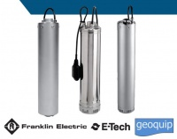 5 inch Franklin Electric E-tech Submersible pumps