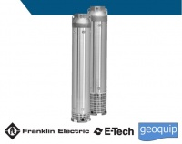 6 inch Franklin Electric E-tech Submersible pumps