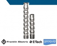 10 inch Franklin Electric E-tech Submersible pumps