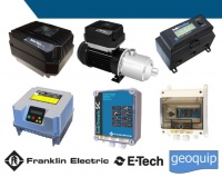 Franklin Electric E-tech Inverters, Drives, Controls & Protection