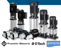 Franklin Electric E-Tech Surface & Waste Water Pumps