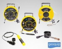 Data Loggers, Pressure Transducers and Water Level Meters