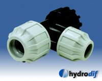 MDPE Universal Transition Compression Fittings