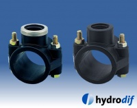 Hydrodif PP Saddle Clamps