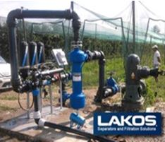 lakos sand separators filters