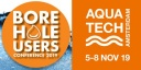Come and See us at Aquatech Amsterdam Nov 5-8th and Borehole Users Conference UK Nov 7th