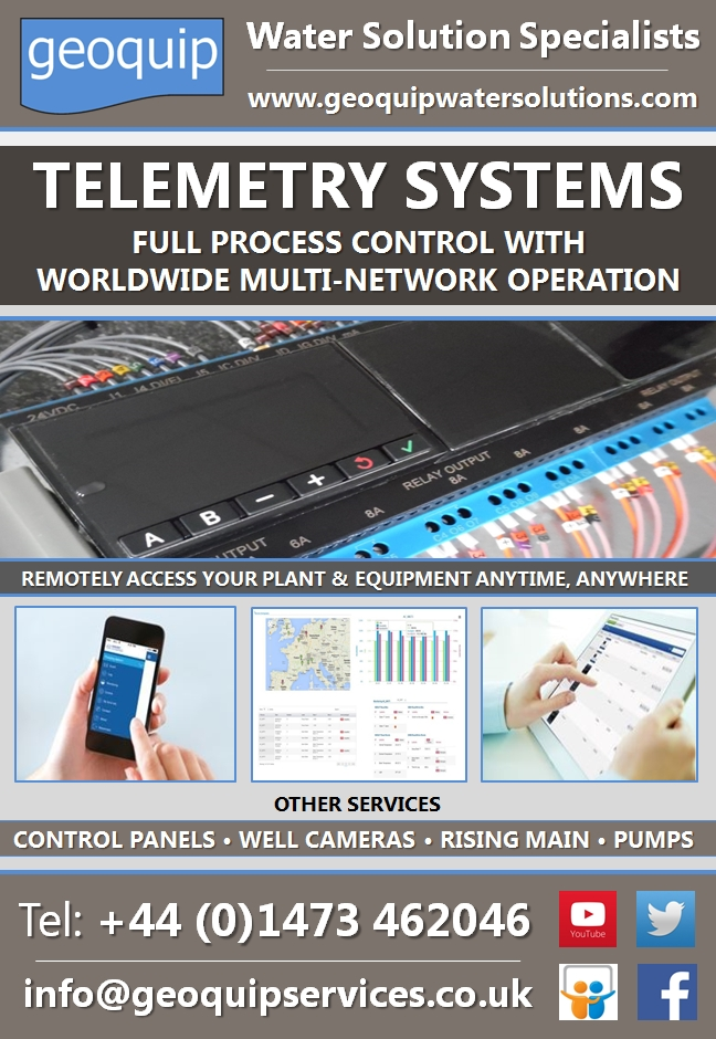 Telemetry advert