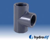 Hydrodif PVC Imperial Pipe Fittings