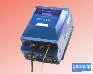 Circulating Range Constant Pressure Inverter 5.5kW Three Phase Wall Fixing