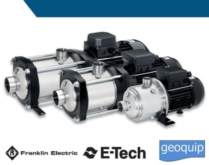 EH 5 Horizontal Multistage Pump