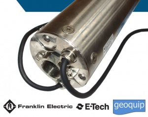 E-Tech 5'' Pump Max Flow 7.5m3/hr