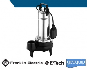 EGT Three phase Drainage Pump for Dirty Water