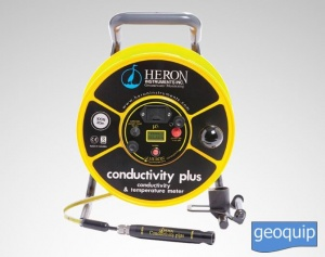 Heron Conductivity Plus Conductivity Meter