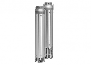 VS 65 - 6'' Submersible Pump E-tech Franklin Electric