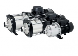 EH 15 Horizontal Multistage Pump E-tech Franklin Electric