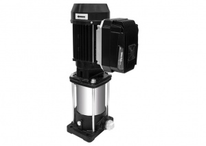 EM DTm Vertical close-coupled multistage pumps with Drive-tech MINI E-tech Franklin Electric