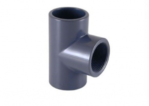 90º Tee for PVC Imperial Pipe