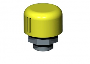 PVC Air Relief Valve Male
