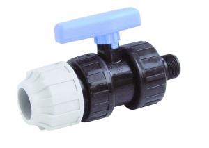 Male Compression Valve