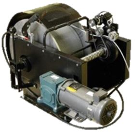 Model 40 CAM Power Winch