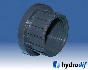 PVC Female BSP Threaded Flange Adapter