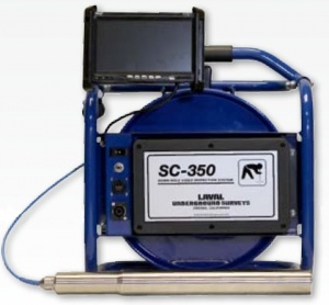 SC-350 Downhole Portable Camera System