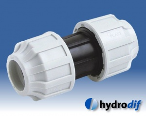 MDPE Slip Couplings