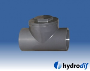 Glued Check Valve