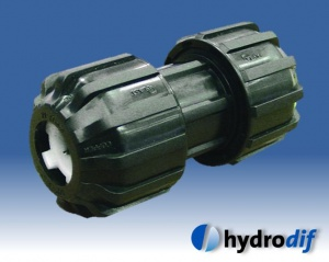 MDPE - Universal Transition Repairing Couplings