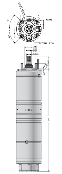 6inch rewindable diagram