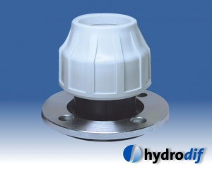 MDPE Compression Flanges