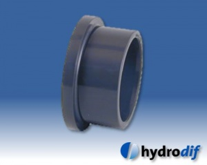 Flange Adapter (Stub Flange) for PVC Metric Pipe