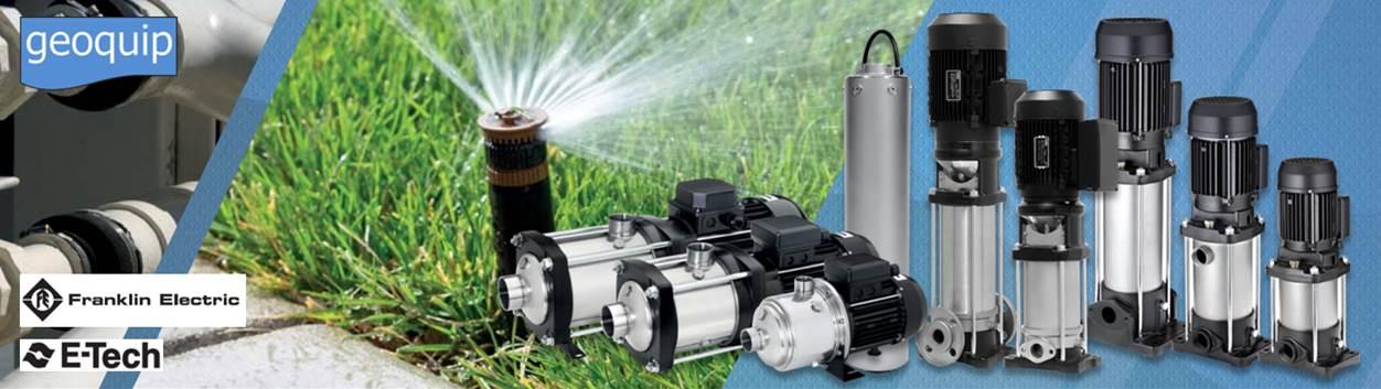 Franklin Electric E Tech Pumps