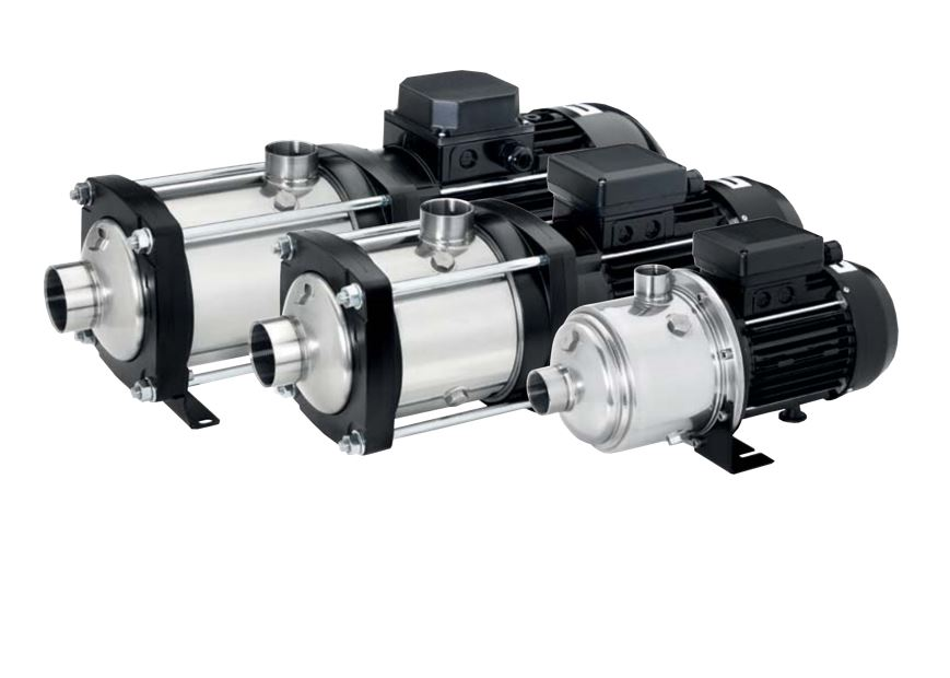 EH15 Horizontal Multistage Pump Franklin Electric - Geoquip Water Soluions