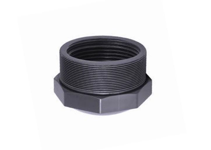 Reducing Bush BSP Threaded Grey uPVC Pipe Fitting Imperial