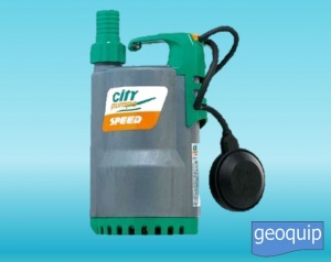 Speed Submersible Drainer Pump