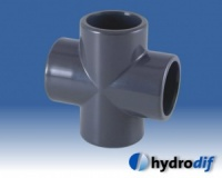 Cross for PVC Metric Pipe
