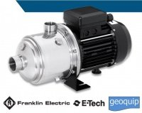 EHsp Horizontal Self Priming Multistage Pump E-tech Franklin Electric