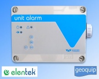 Unit Alarm Control Panel Audio